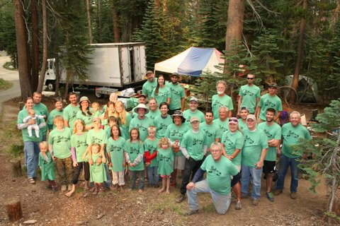 Courtright Basecamp Group Photo